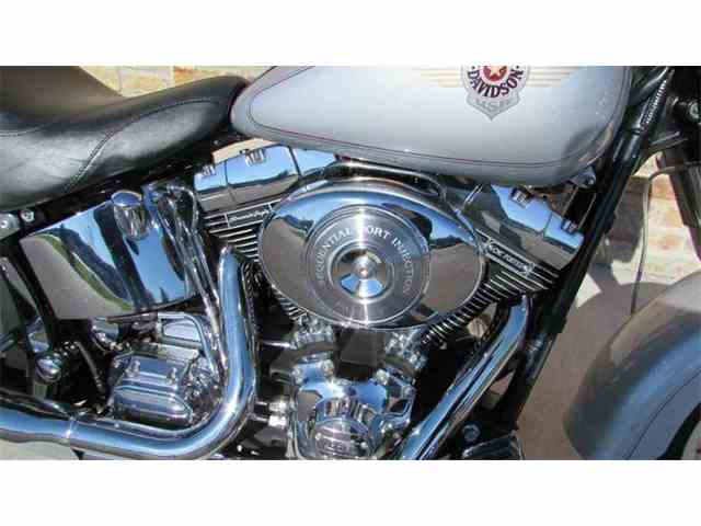 2001 Harley-Davidson FLSTF - Softail Fat Boy | 974659