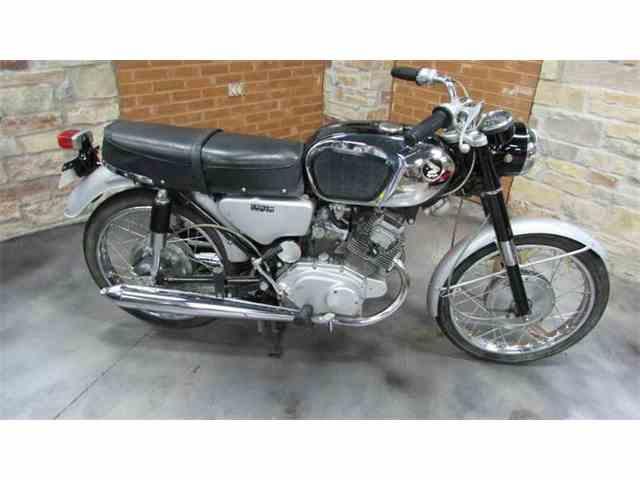 1967 Honda CB160 | 974660