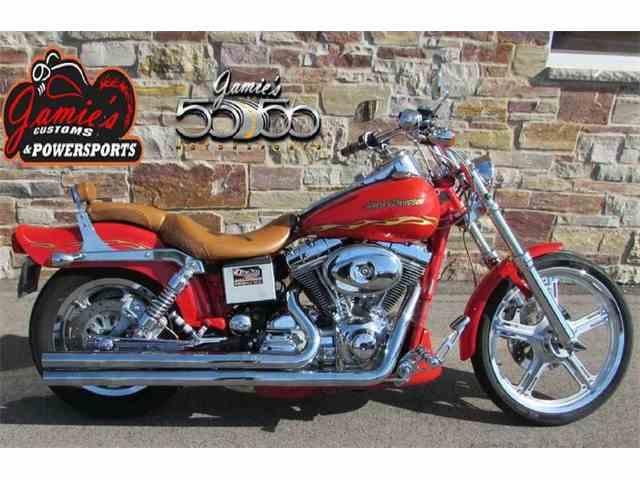 2001 Harley-Davidson FXDWG - Dyna Wide Glide | 974662