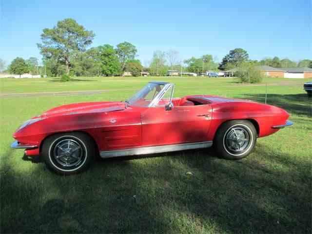 1963 Chevrolet Corvette Stingray   974671