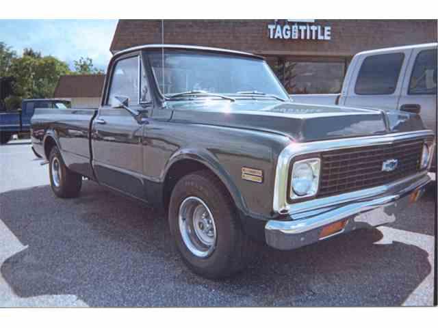 1972 Chevrolet C/K 10 | 974672