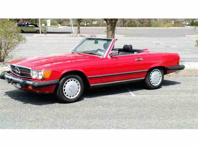 1987 Mercedes-Benz 560SL | 974681