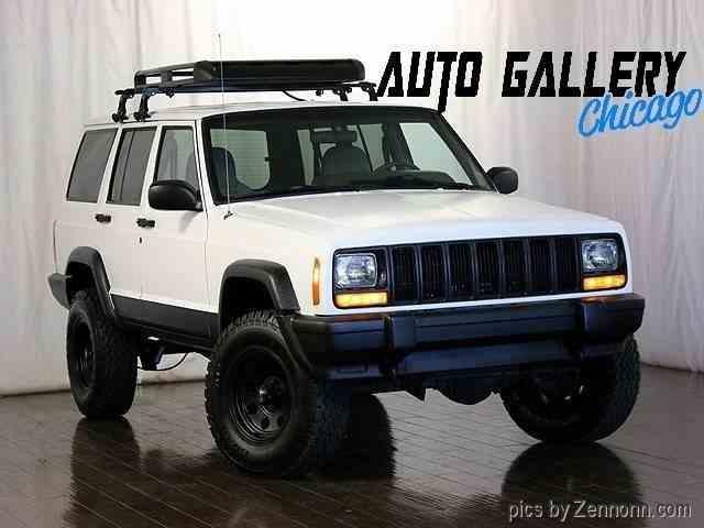 1997 Jeep Cherokee | 974703