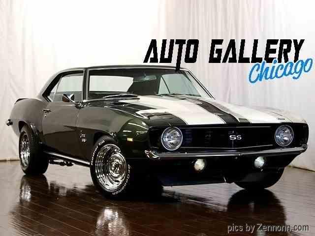 1969 Chevrolet Camaro | 974709