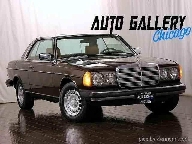 1982 Mercedes-Benz 300CDT | 974710