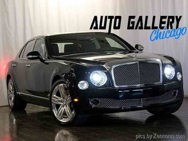 2011 Bentley Mulsanne S | 974711
