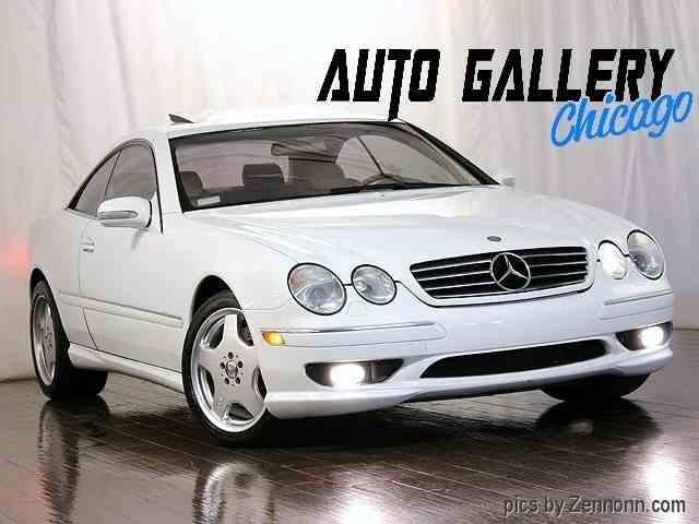 2001 Mercedes-Benz CL55 | 974714