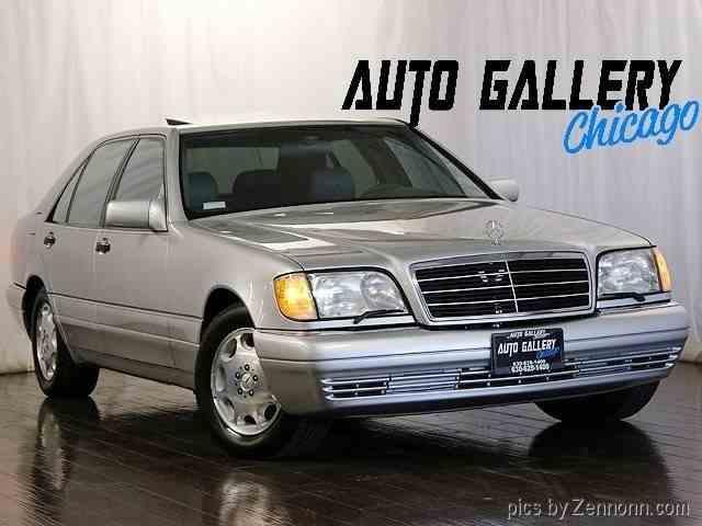 1995 Mercedes-Benz S420 | 974722