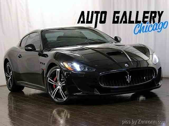 2015 Maserati GranTurismo | 974724