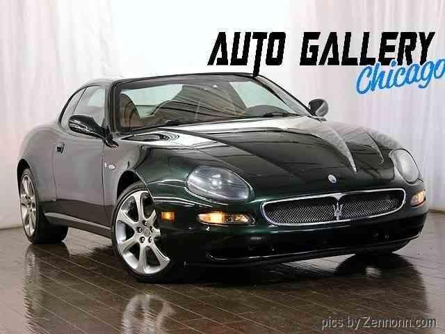 2004 Maserati Coupe | 974728
