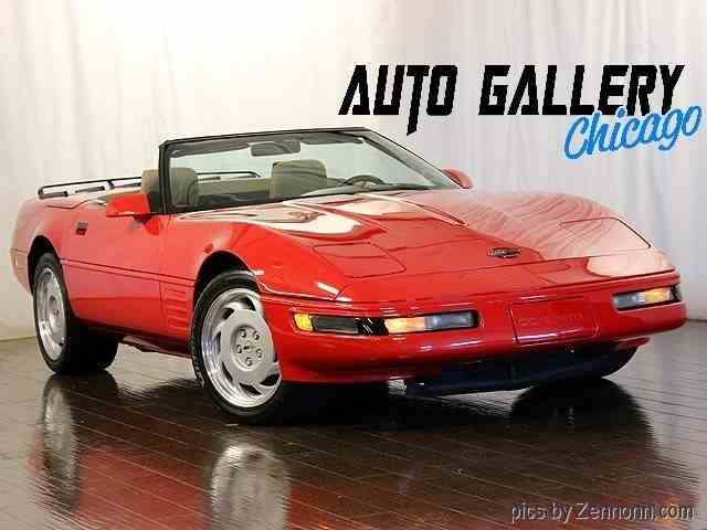 1992 Chevrolet Corvette | 974729