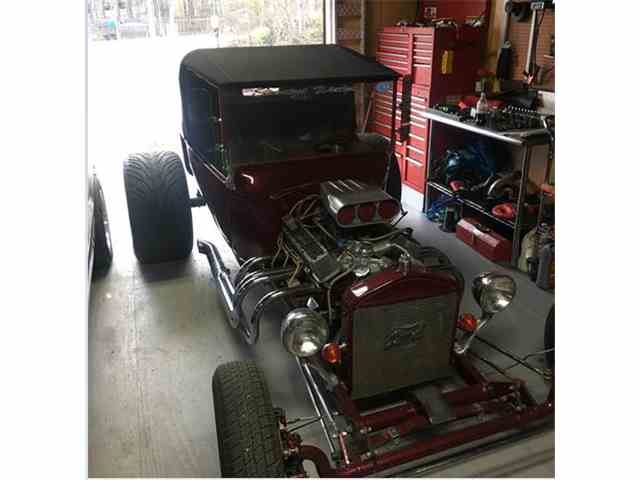 1923 Ford T-Bucket   970473