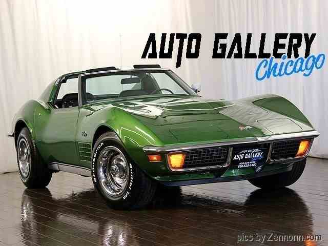 1972 Chevrolet Corvette | 974733