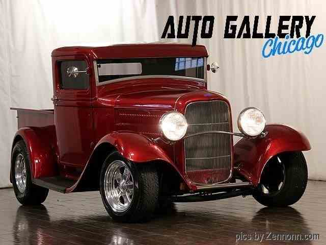 1932 Ford Pickup | 974734