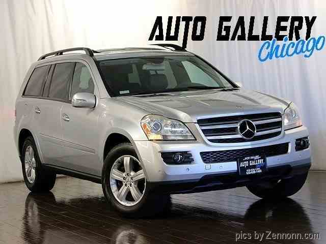 2007 Mercedes-Benz GL450 | 974735