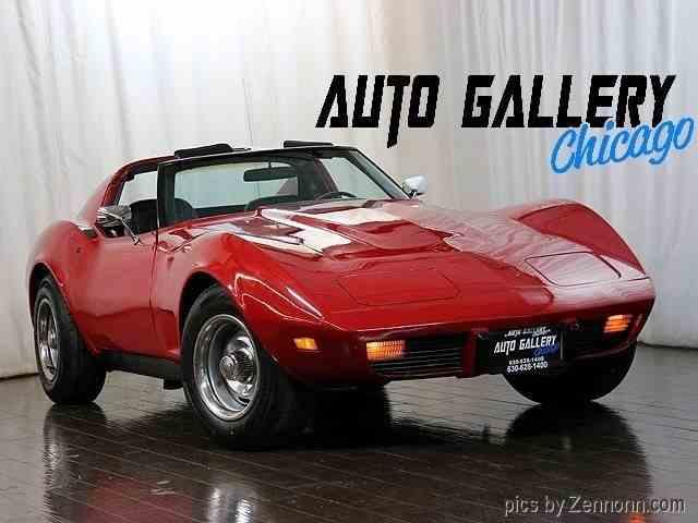 1975 Chevrolet Corvette | 974742