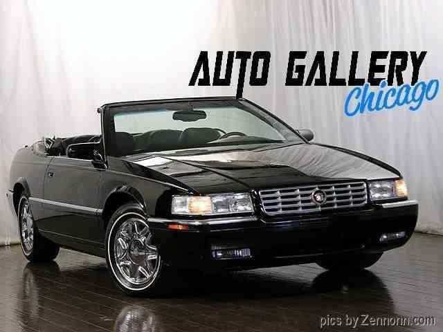2001 Cadillac Eldorado | 974743