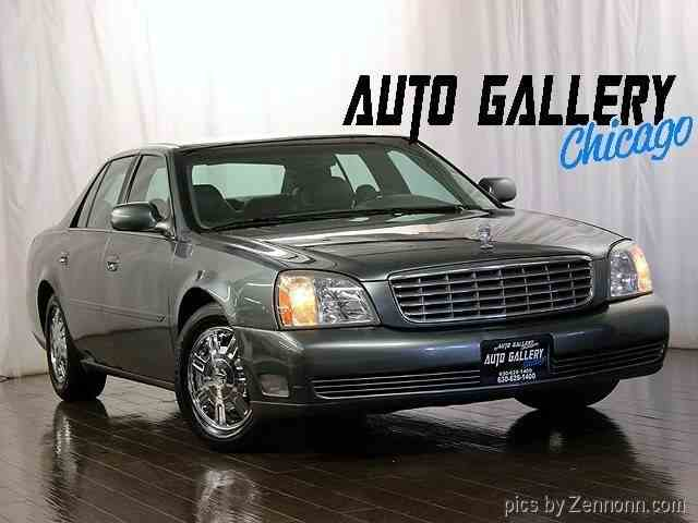 2005 Cadillac DeVille | 974746