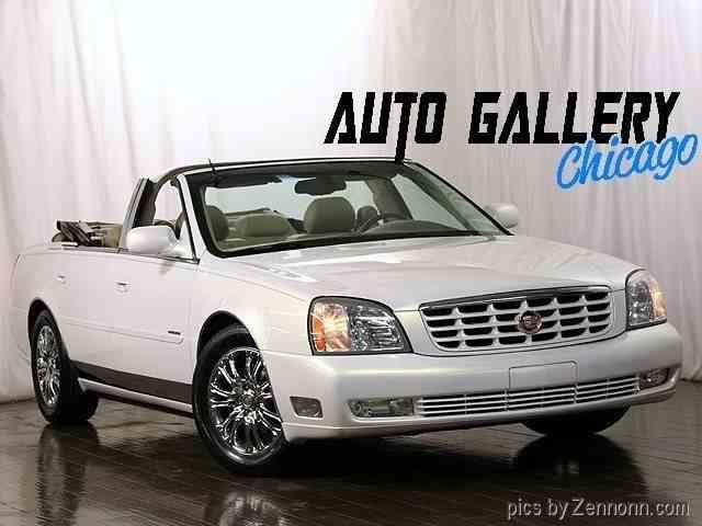 2004 Cadillac DeVille | 974747