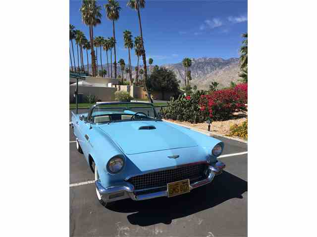 1956 Ford Thunderbird | 970475