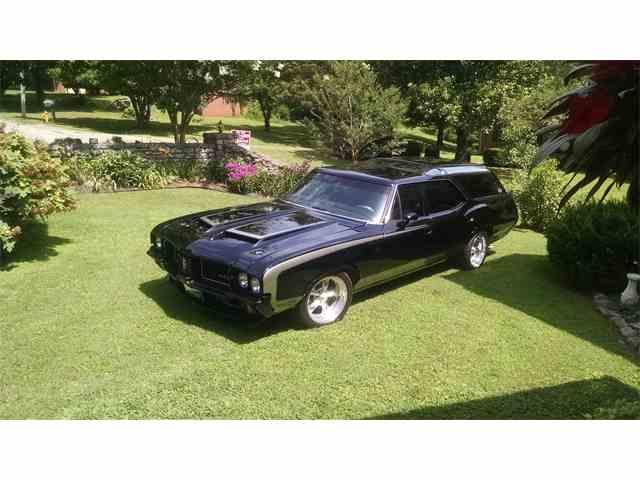 1972 Oldsmobile Vista Cruiser | 970477
