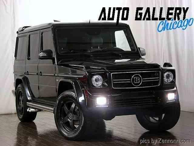 2005 Mercedes-Benz G500 | 974775