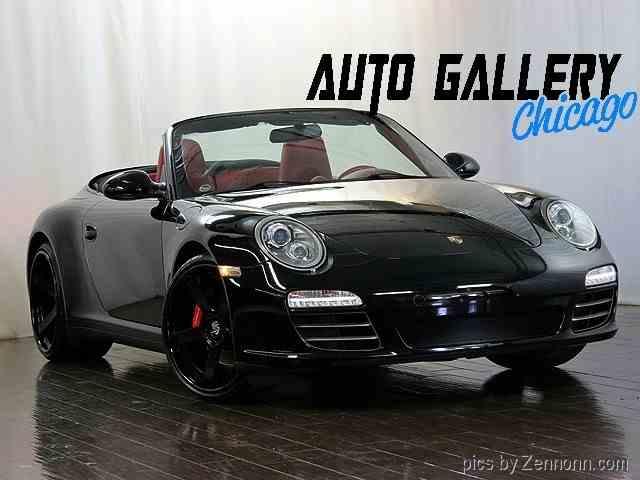 2009 Porsche 911   974777