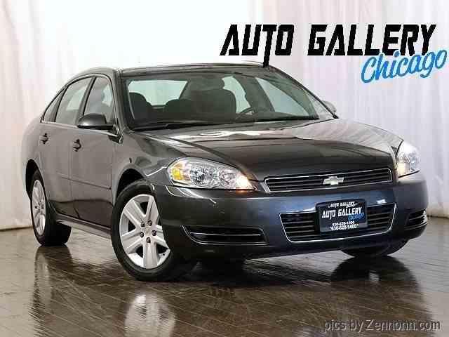 2010 Chevrolet Impala | 974780