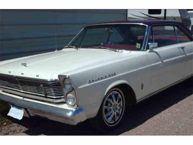 1965 Ford   Ltd Galaxie500 2door Hardtop  | 974783