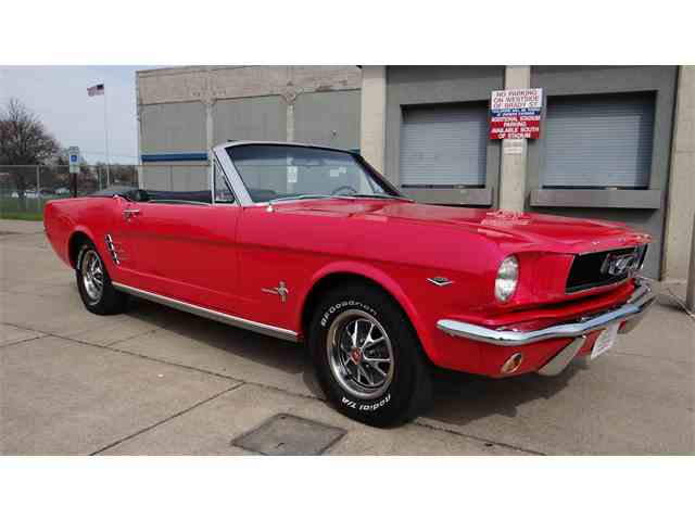 1966 Ford Mustang | 974784