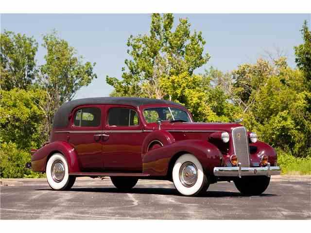 1937 Cadillac 37-7509F | 974785