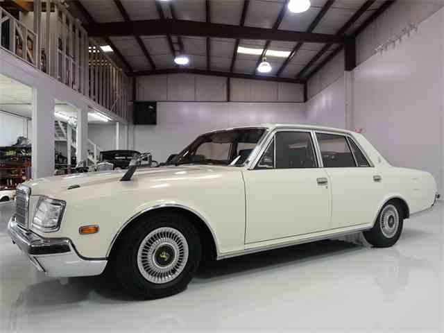 1991 Toyota Century | 974787