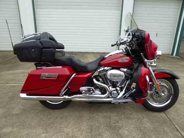 2007 Harley-Davidson 2007 Harley Davidson Ultra Classic Screamin' Eagle 110 | 974788