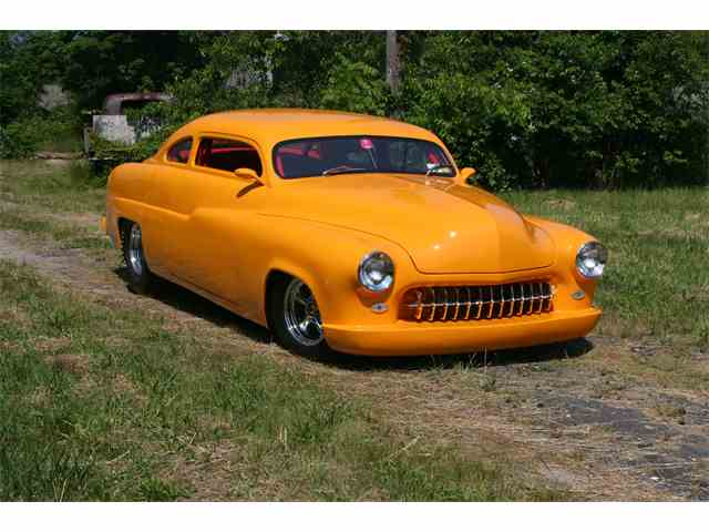 Picture of Classic '51 Mercury Coupe - KW5N