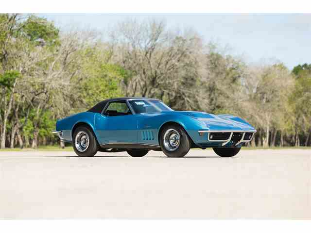 1969 Chevrolet Corvette L-88 | 970048