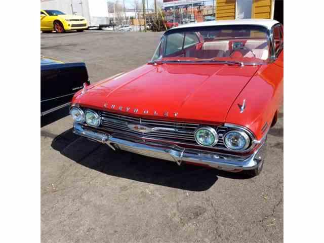 1960 Chevrolet Impala   974801