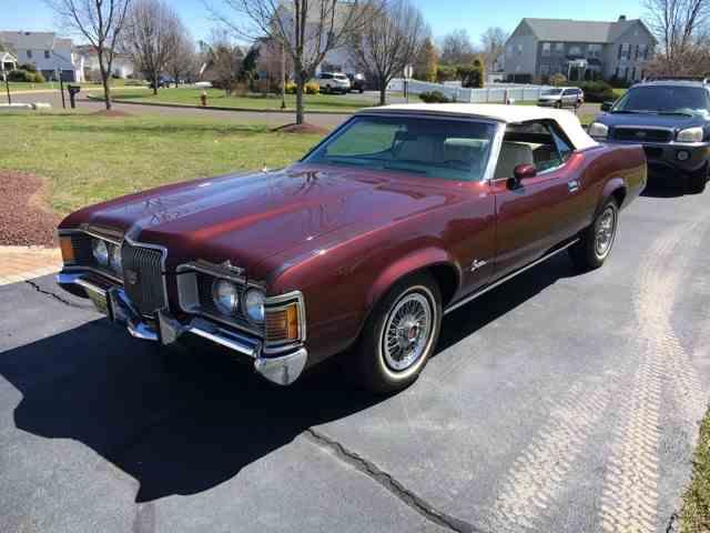 1971 Mercury Cougar XR7 | 974804