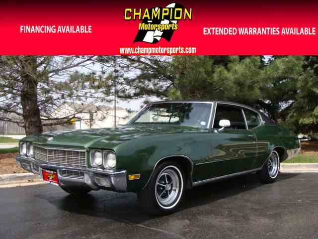 1972 Buick Skylark Sport Coupe Custom | 974806
