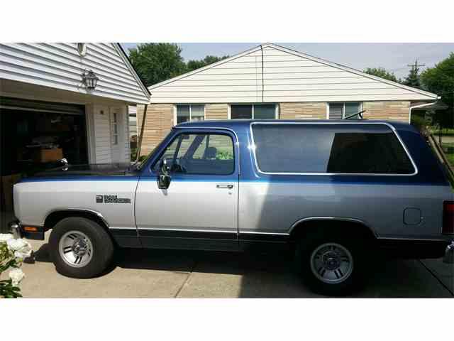 1990 Dodge Ramcharger | 970481