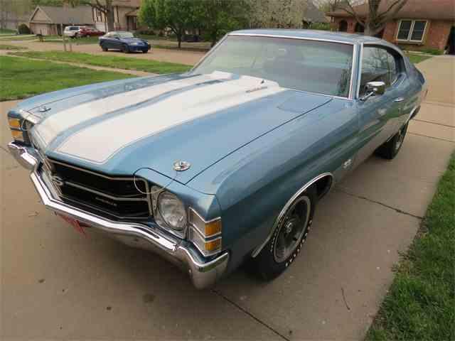 1971 Chevrolet Chevelle SS | 974814