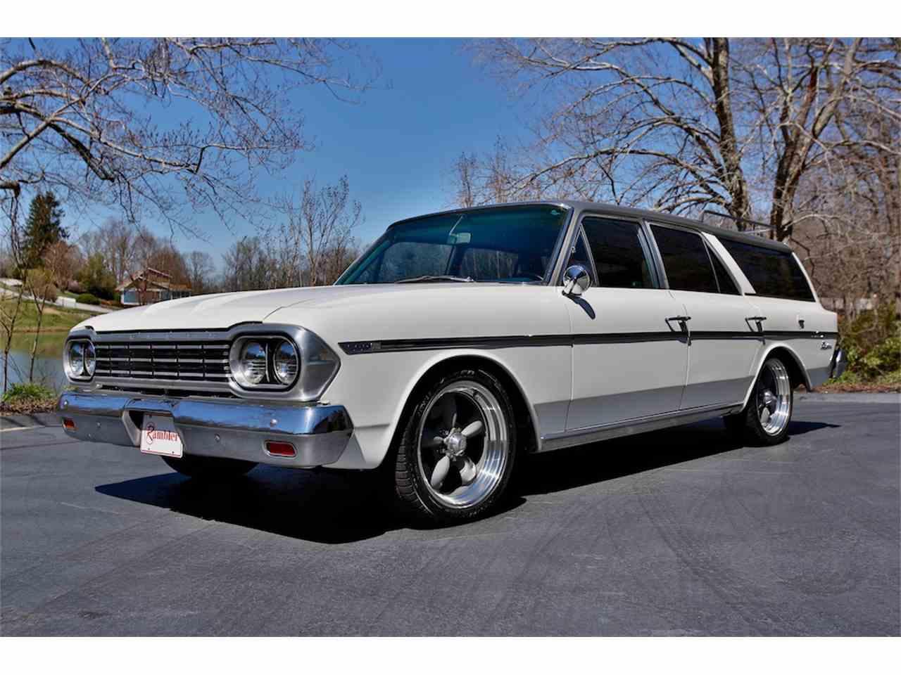 1964 amc rambler station wagon for sale. Black Bedroom Furniture Sets. Home Design Ideas