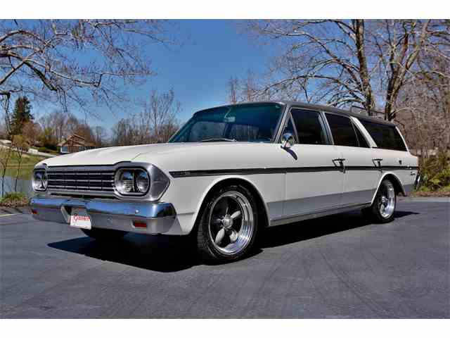 1964 AMC Rambler Station Wagon | 974819
