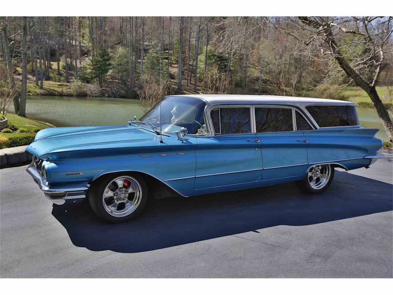 1960 buick invicta station wagon for sale cc 974821. Black Bedroom Furniture Sets. Home Design Ideas