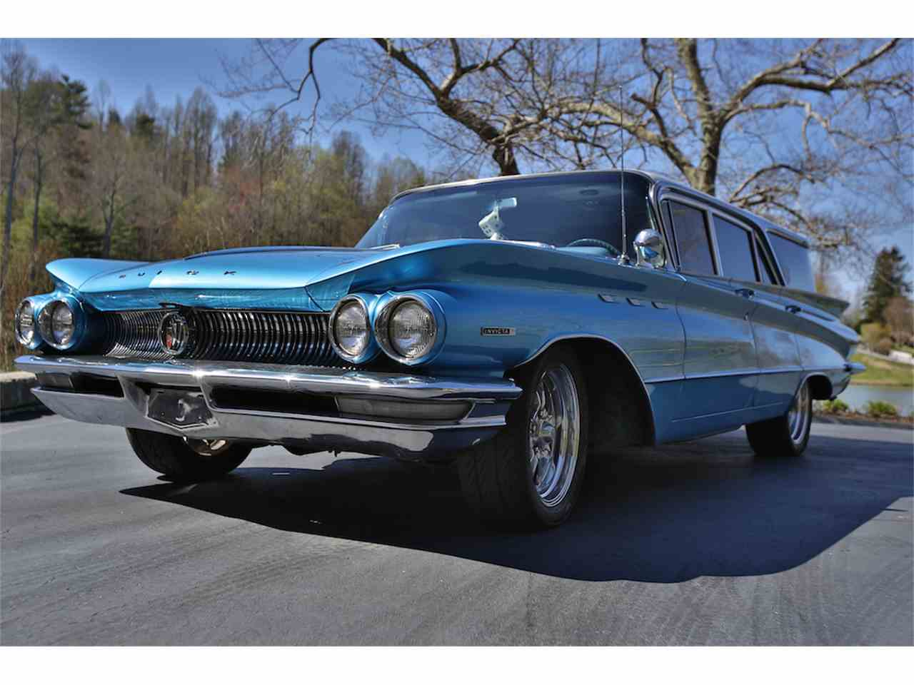 1960 Buick Invicta Station Wagon For Sale Classiccars