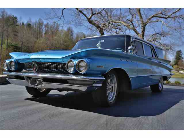 1960 Buick  Invicta Station Wagon | 974821