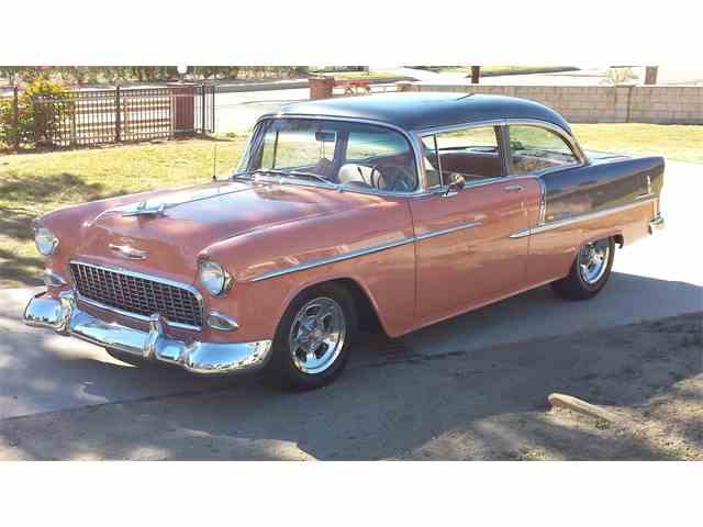 1955 Chevrolet Bel Air   974823