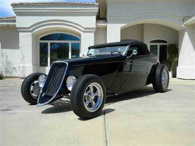 1933 Ford American Speed 33 | 974826