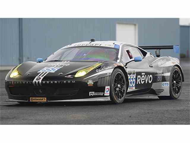 2012 Ferrari 458 GTD Race Car | 974827