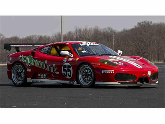 2008 Crawford Ferrari 430 Race Car | 974830