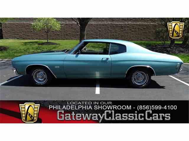 1970 Chevrolet Chevelle | 974835